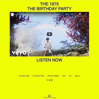 The the1975