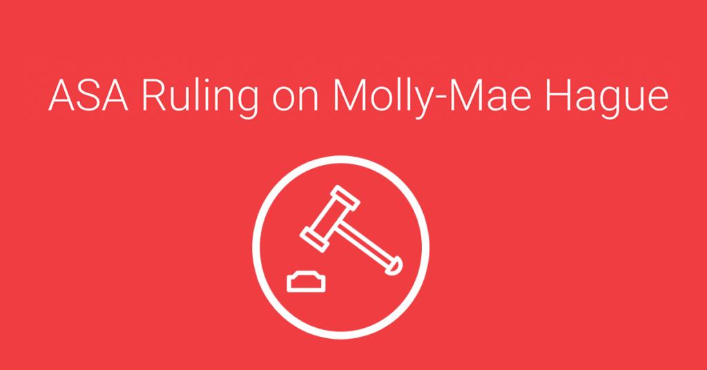 ASA Ruling on Molly-Mae Hague